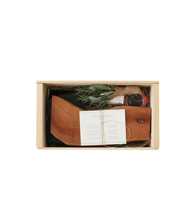 Simone LeBlanc Noble Tastes Box