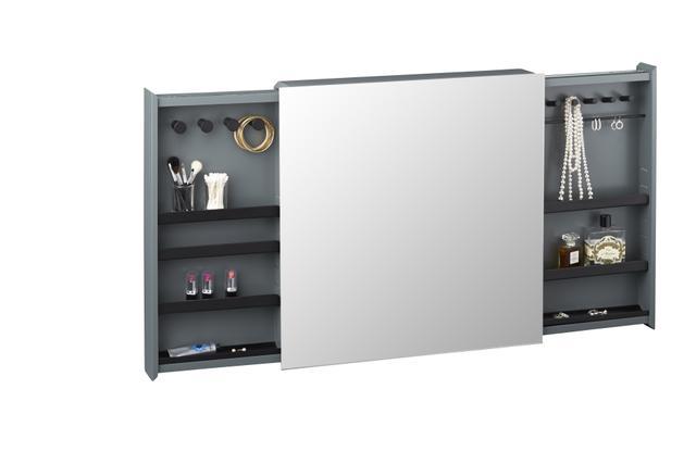 CB2 + SAIC Valet Jewellery Cabinet with Mirror