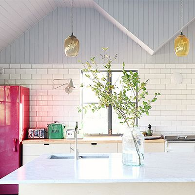 Inside an English Country Home With Bold Colour