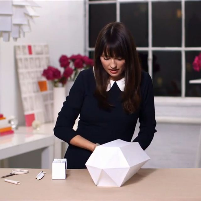 DIY to Try: The Coolest Paper Lanterns