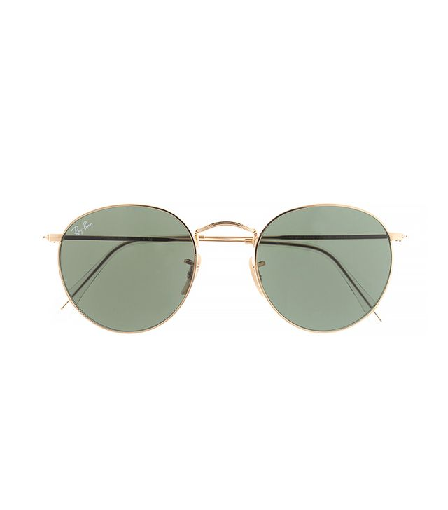 Ray-Ban Retro Round Sunglasses