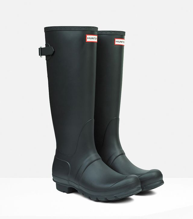 Hunter Back Adjustable Rain Boots