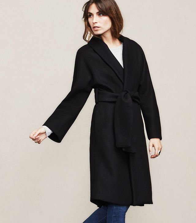 Reformation Sabel Coat