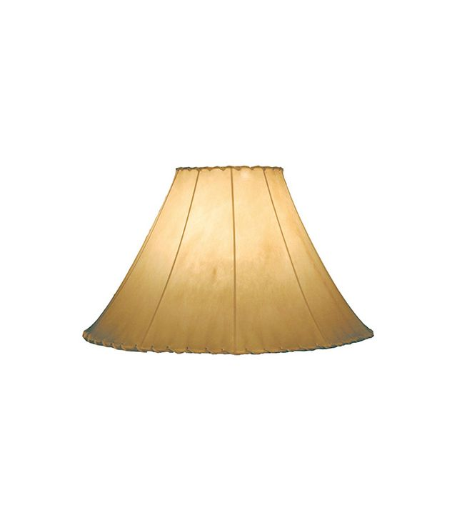 Mission del Rey Rawhide Lampshade