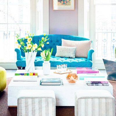 Tour a Chic Family Home in Notting Hill