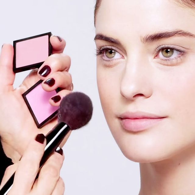 Bobbi Brown on the Right Way to Apply Blush & Lipstick