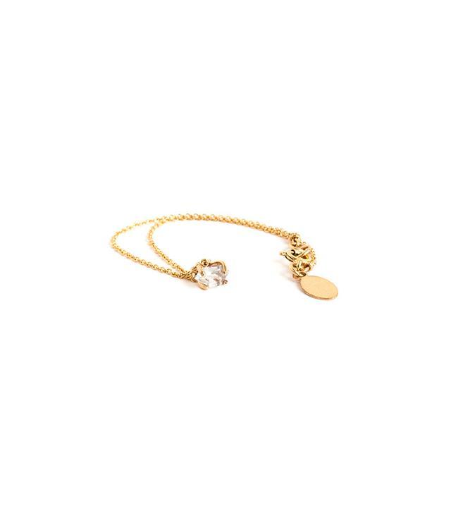Of a Kind Quartz Pendant Bracelet