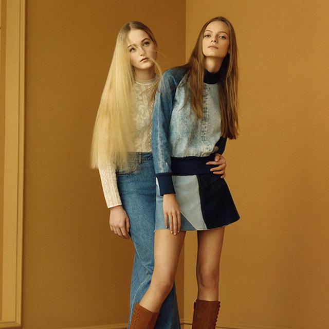 Zara's Spring Campaign Is a Dreamy '70s Mood Board
