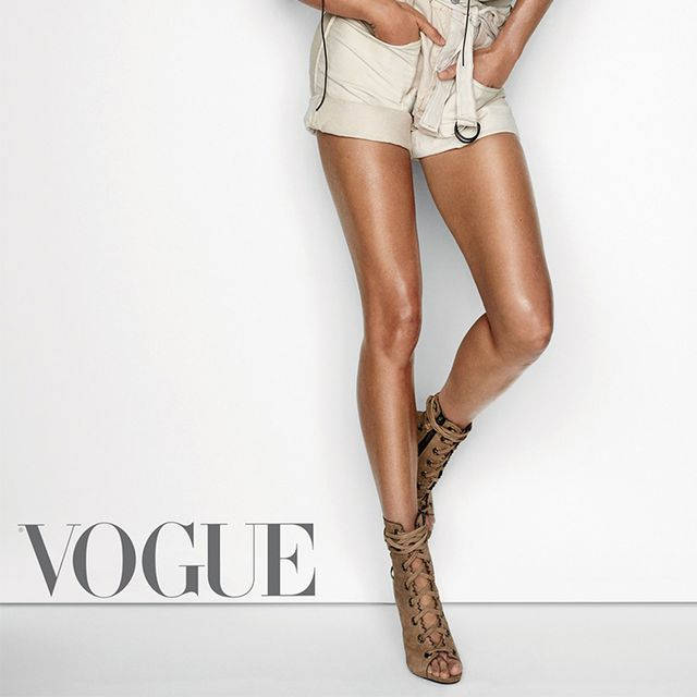 The World's Highest Paid Supermodel Lands the March Cover of Vogue
