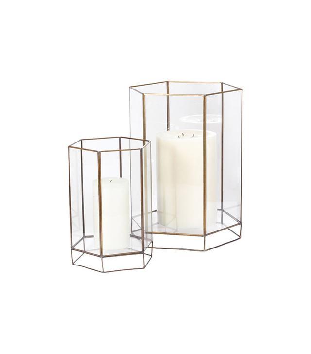 DwellStudio Glass Oriel Hurricane