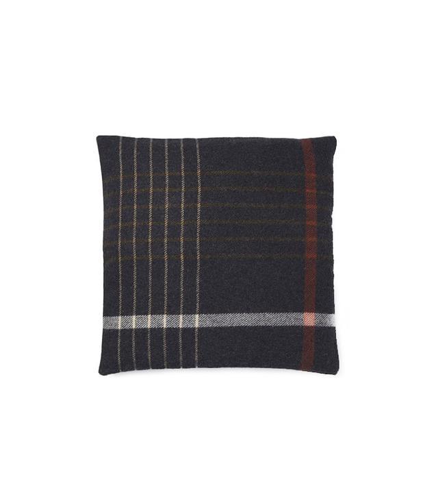 Faribault Grid Plaid Pillow Cover