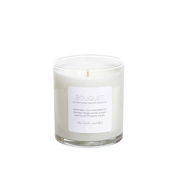 Prosperity Candle for The Little Market Bouquet Soy Blend Candle