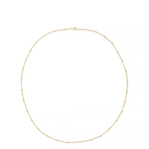 Satellite Layering Chain Necklace