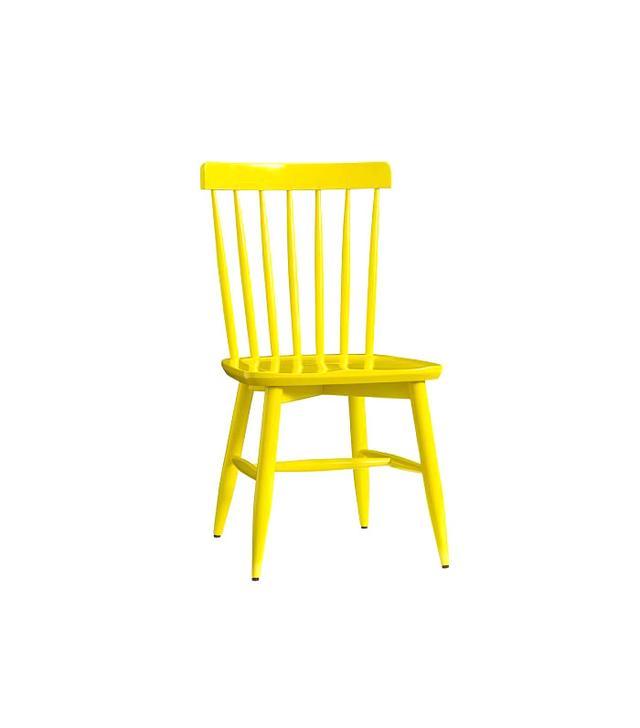 Pottery Barn Tilden Spindle Back Chair