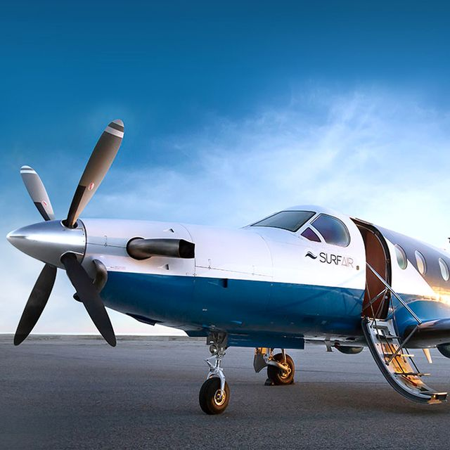 Now There's an Uber for Aeroplanes
