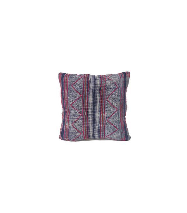Amber Interiors Pietra Batik Pillow