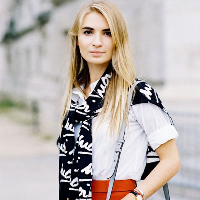 A Graphic Take on the Preppy Trend