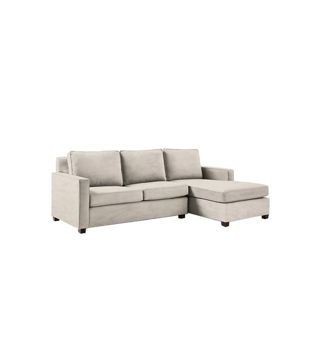 West Elm Henry 2-Piece Chaise Sectional