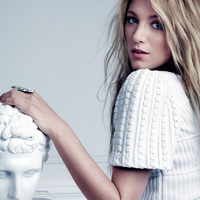 Could This Be Blake Lively's New Nursery Chandelier?