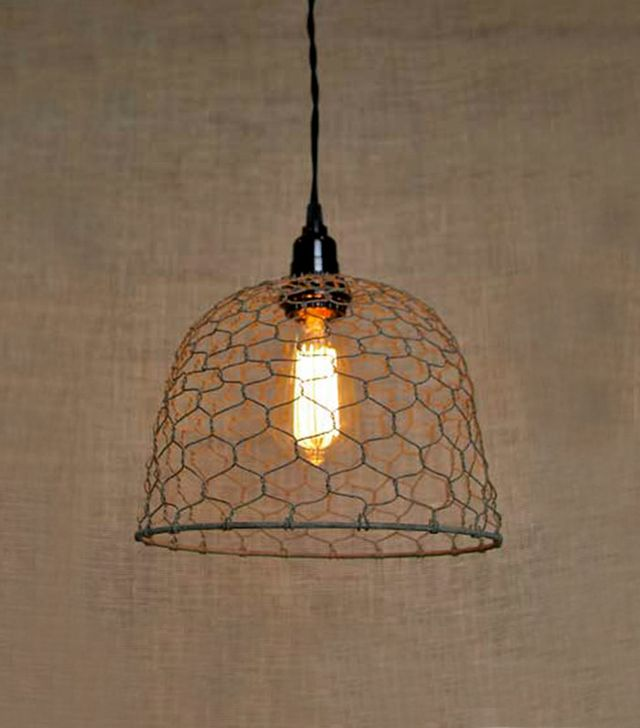 Lights for All Occasions Rustic Barn Roof Pendant Light