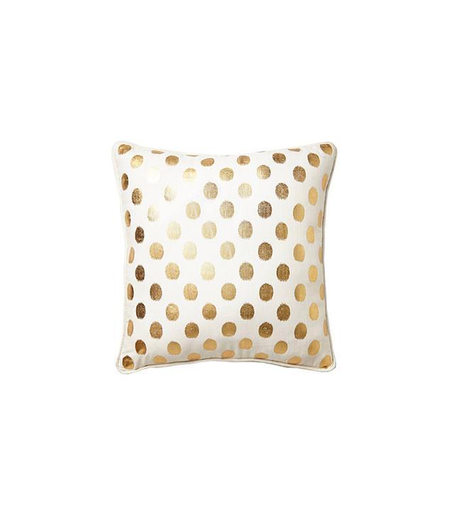 Anthropologie Luminous Dots Pillow