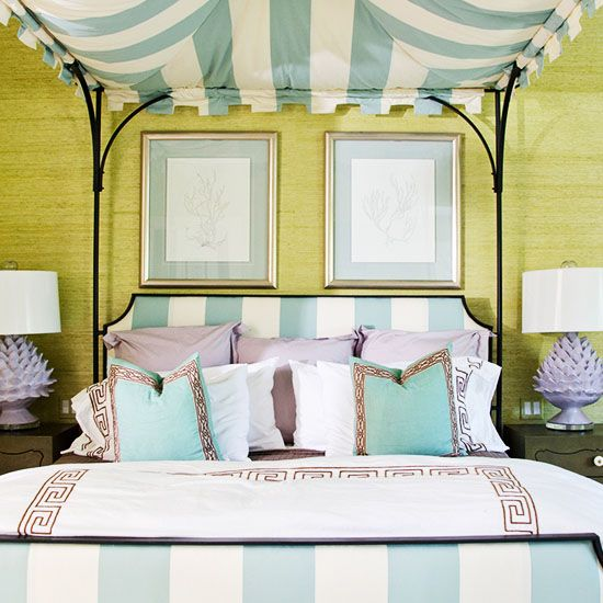 7 of the Most Gorgeous Green Rooms We've Ever Seen