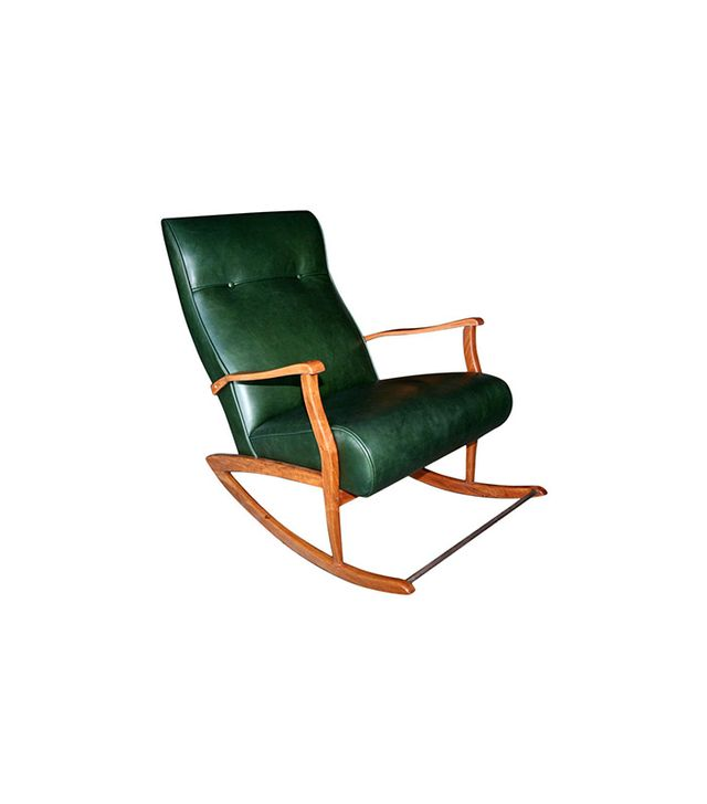 Adesso 1960's Brazilian Rocking Chair