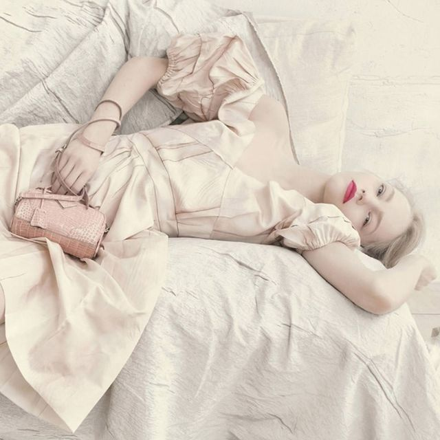 11 Gorgeous Old Prada Editorials That Make Us Crave Spring
