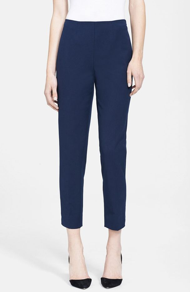 Nordstrom Signature 'Roma' Ankle Pants