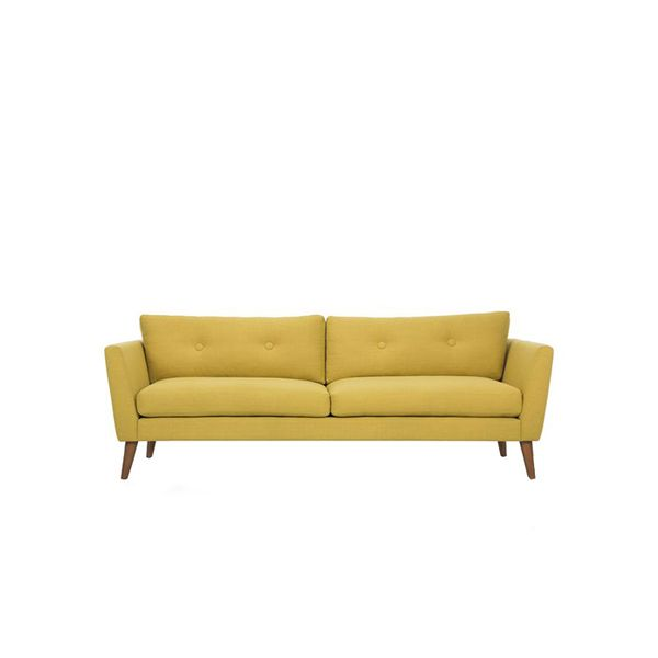 Bryght Emil Chartreuse Sofa