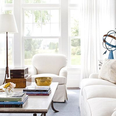 Shop the Room: An Airy and Classic Living Room