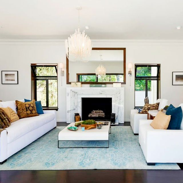 Scarlett Johansson's Stylish LA Home is a Stunner