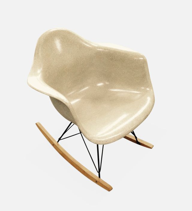 Charles and Ray Eames Rocking Chair