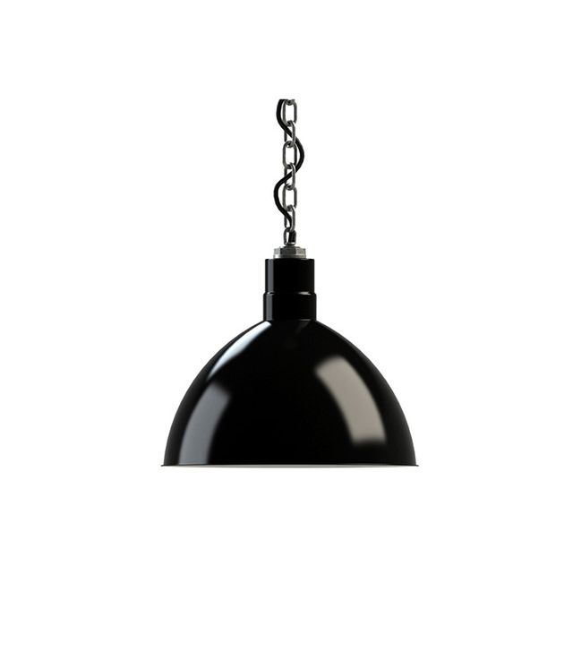 Barn Light Electric The Wesco Deep Bowl Chain Hung Pendant
