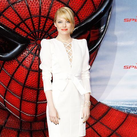 Emma Stone amazing spider man germany premiere red carpet