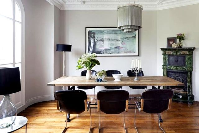 12 Stunning French Dining Rooms to Swoon Over