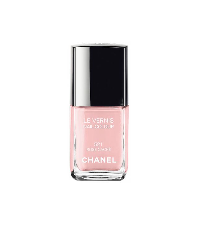 Chanel Le Vernis Nail Colour in Rose Cache