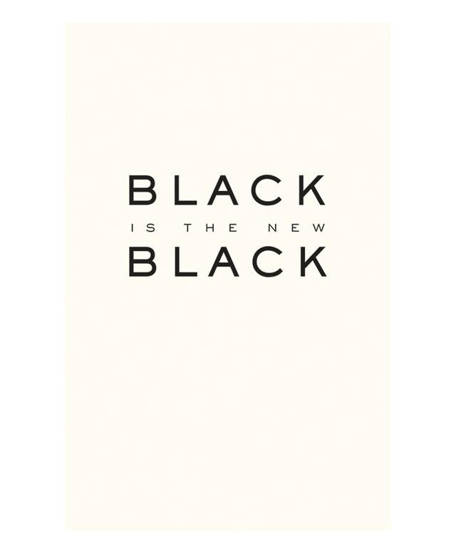 Mrs John L Strong New Black Fashion Tablet