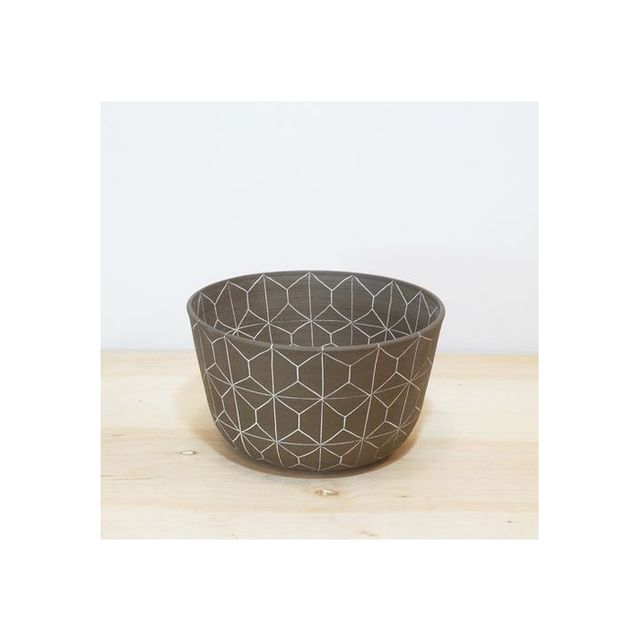 Workaday Handmade Dark Maurice Bowl
