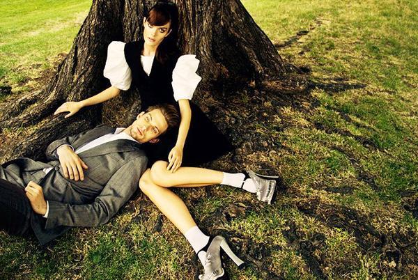Sam Rollinson for Elle Ukraine September 2012