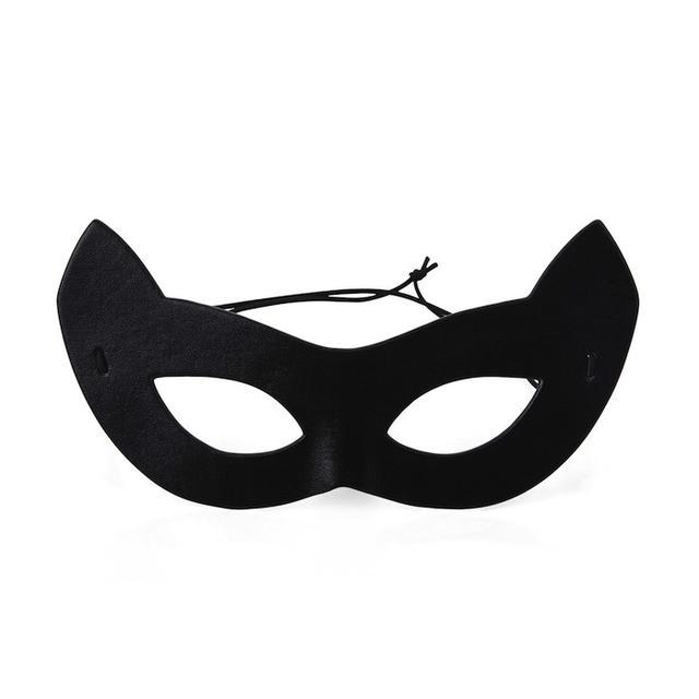 BCBGMAXAZRIA Cat Mask