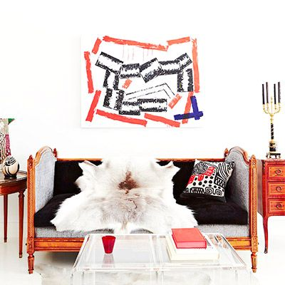 Shop the Room: A Funky-Modern Mix
