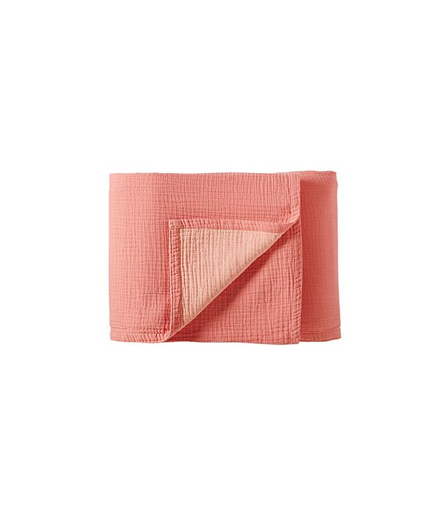 Serena & Lily Reversible Matelassé Blanket