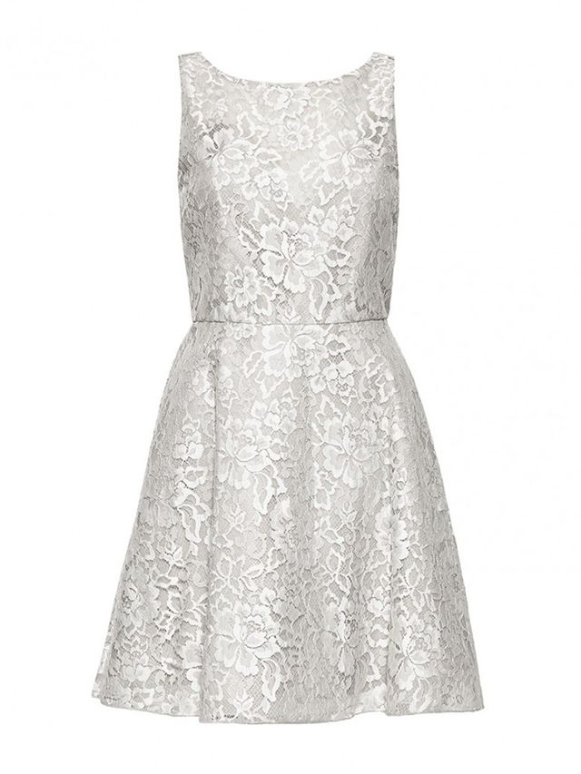 Alice + Olivia Natalie A-Line Dress