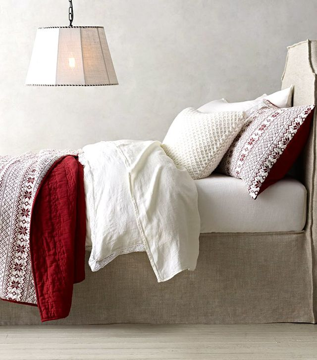 RH Baby & Child Fair Isle Bedding Collection