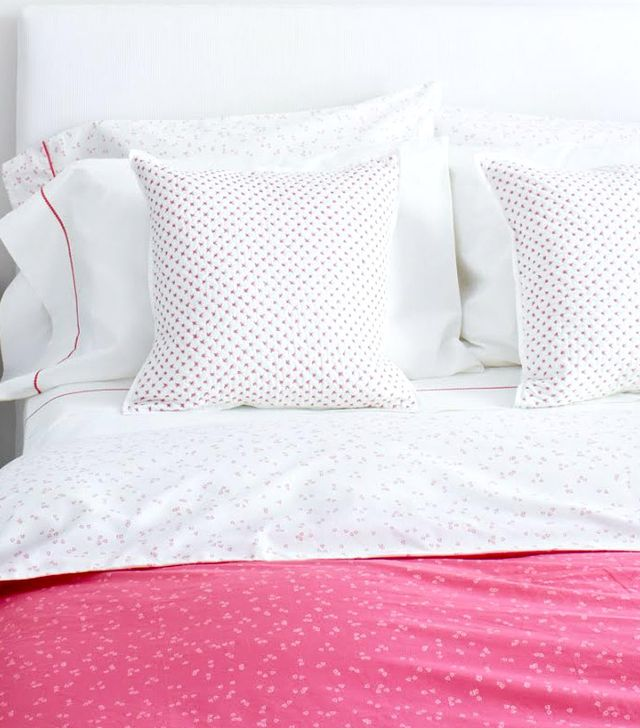 Auggie Pretty With Pink Bedding Collection