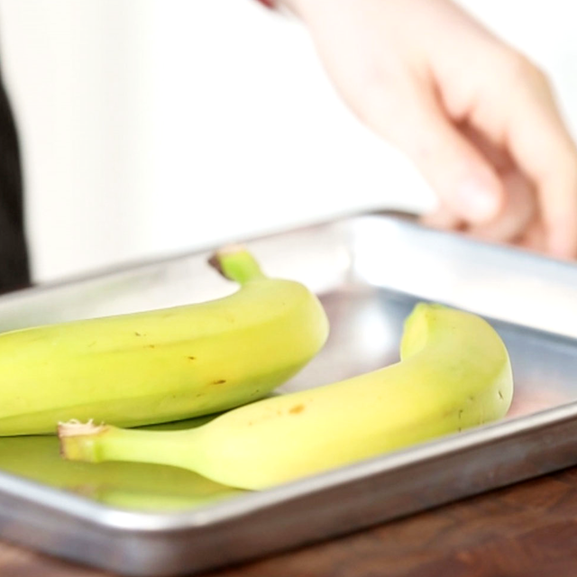 How to Ripen Bananas Instantly