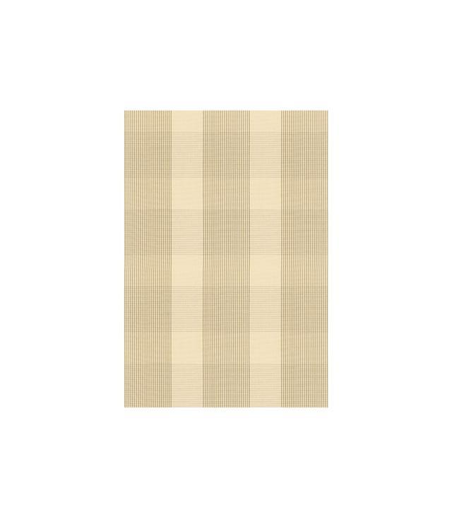 F. Schumacher Avon Gingham Plaid Fabric