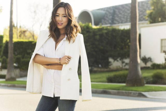 See Blogger Aimee Song's Beautiful New Bracelet for Bloomingdale's