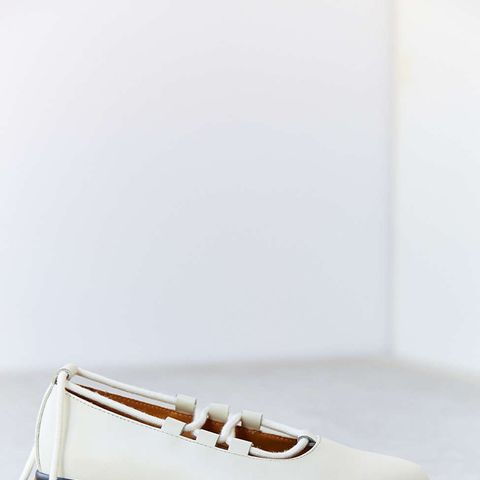 Elphie Lace-Up Ballet Shoes